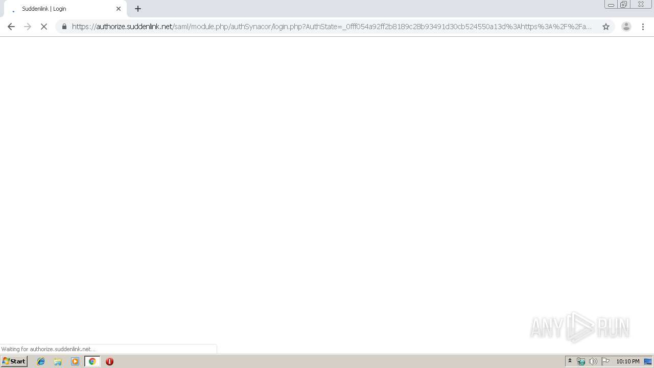 Screenshot of unknown taken from 59822 ms from task started