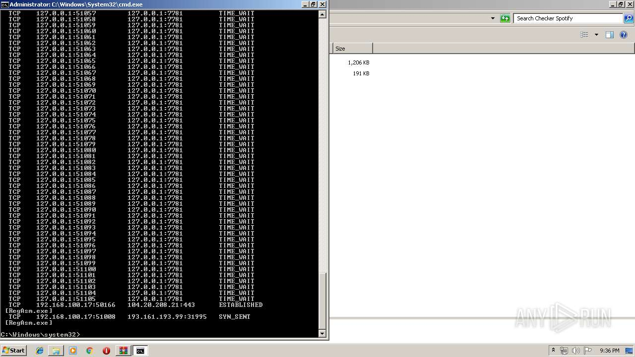 Screenshot of abb10a861ab09d6af6e65833fff839bfd9840917ba247bb819075bcbbba3fe36 taken from 144864 ms from task started
