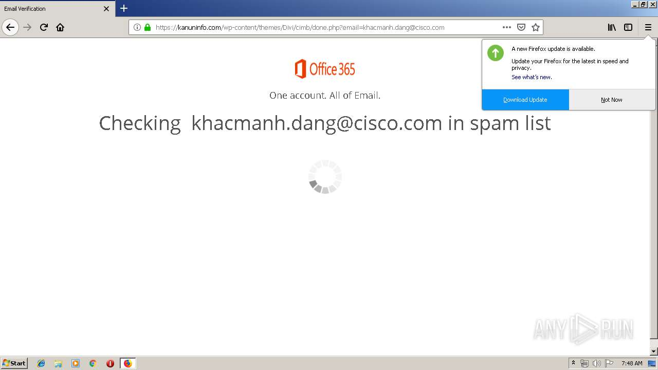 Screenshot of unknown taken from 53684 ms from task started