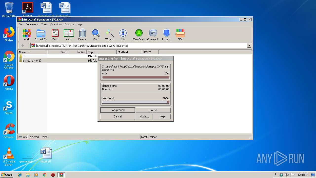 Working Roblox Hack Murder Mystery 2 Unlimited Coins Xp Admin Panel Esp More F3bfe8c8523b950642433e1a989fa5fa4df01968cc9c28b8e7aaa0ff203a3653 Any Run Free Malware Sandbox Online