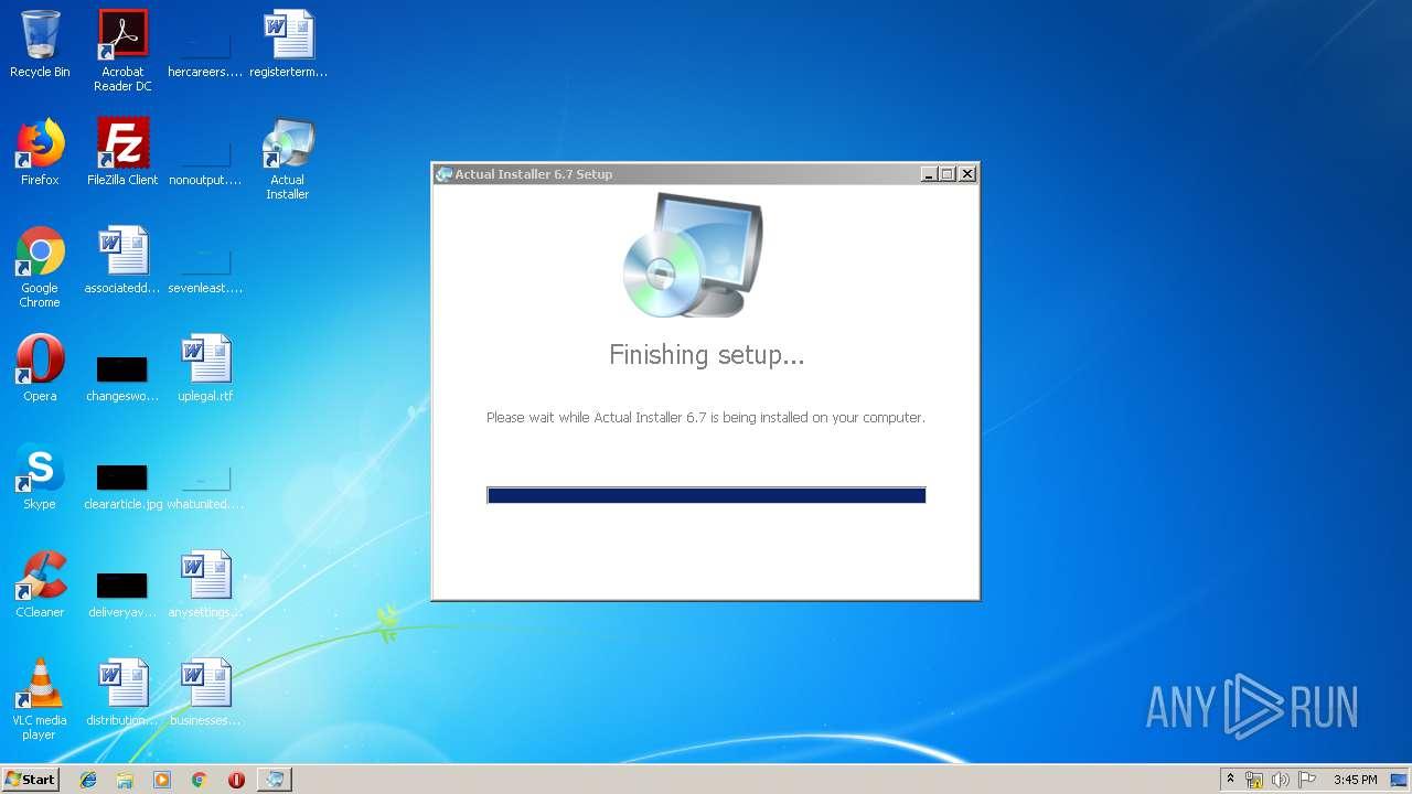 Screenshot of cbdd53ecedfe14c3a0e993785858a9b4a3edd37ee4fdba23a226777432d73a72 taken from 136547 ms from task started