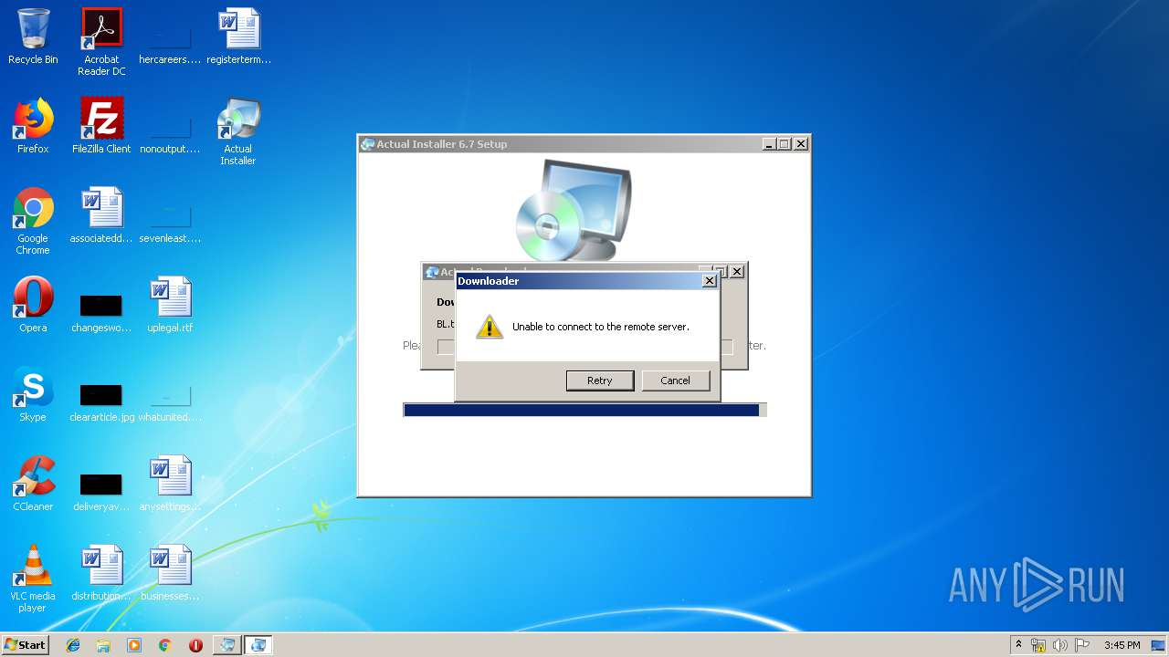Screenshot of cbdd53ecedfe14c3a0e993785858a9b4a3edd37ee4fdba23a226777432d73a72 taken from 130486 ms from task started
