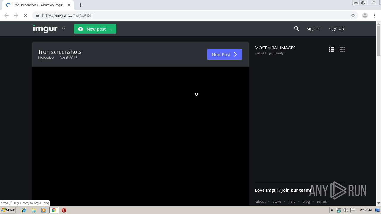 Screenshot of unknown taken from 29326 ms from task started