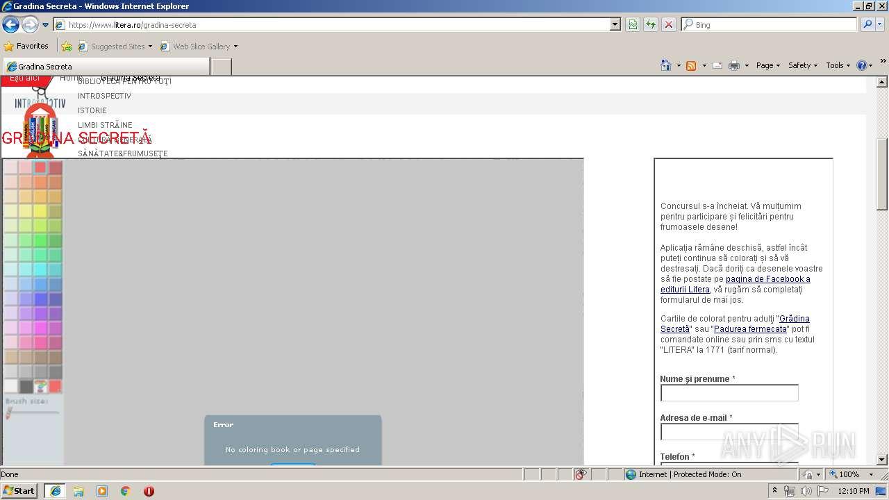 Httpwwwliteraro Anyrun Free Malware Sandbox Online