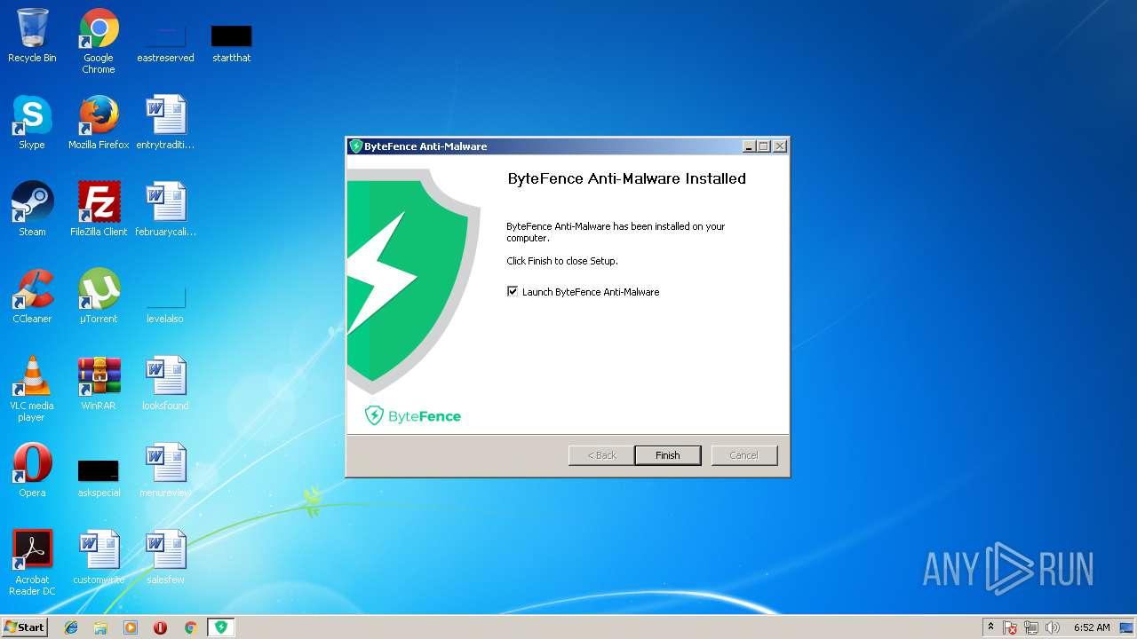 bytefence anti-malware free скачать - Prakard