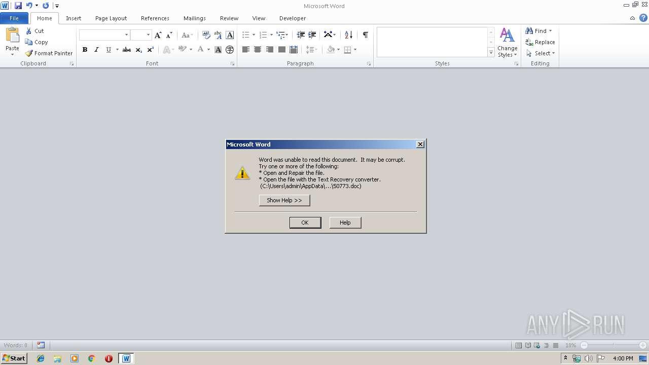 Screenshot of 86129aa66d83fb03a592b252772050813dfa4df8dfe53deccddbded868e723b2 taken from 57820 ms from task started
