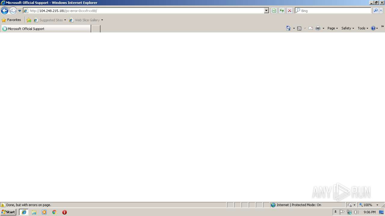 Screenshot of unknown taken from 39312 ms from task started