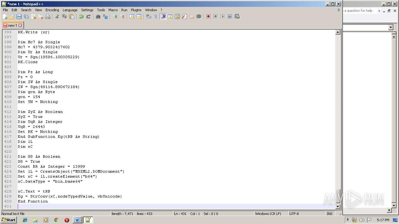Screenshot of 6e820b5732cd8bb95546cf39aeb6babe90cf4cc7dde675b718710babcf1740b5 taken from 167386 ms from task started