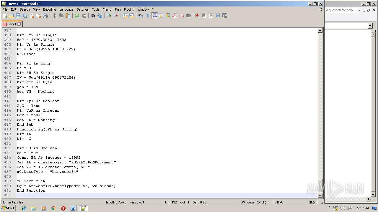 Screenshot of 6e820b5732cd8bb95546cf39aeb6babe90cf4cc7dde675b718710babcf1740b5 taken from 171411 ms from task started