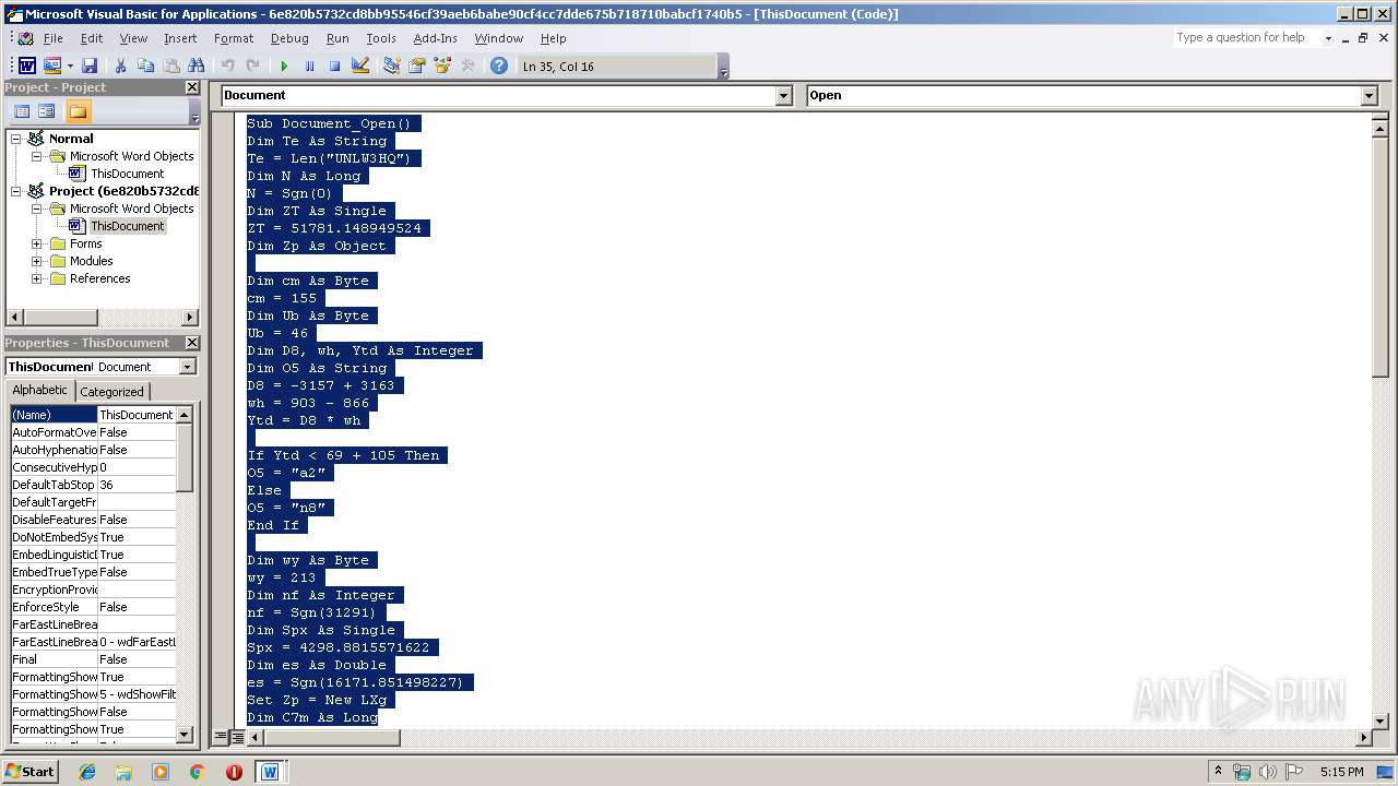 Screenshot of 6e820b5732cd8bb95546cf39aeb6babe90cf4cc7dde675b718710babcf1740b5 taken from 62538 ms from task started