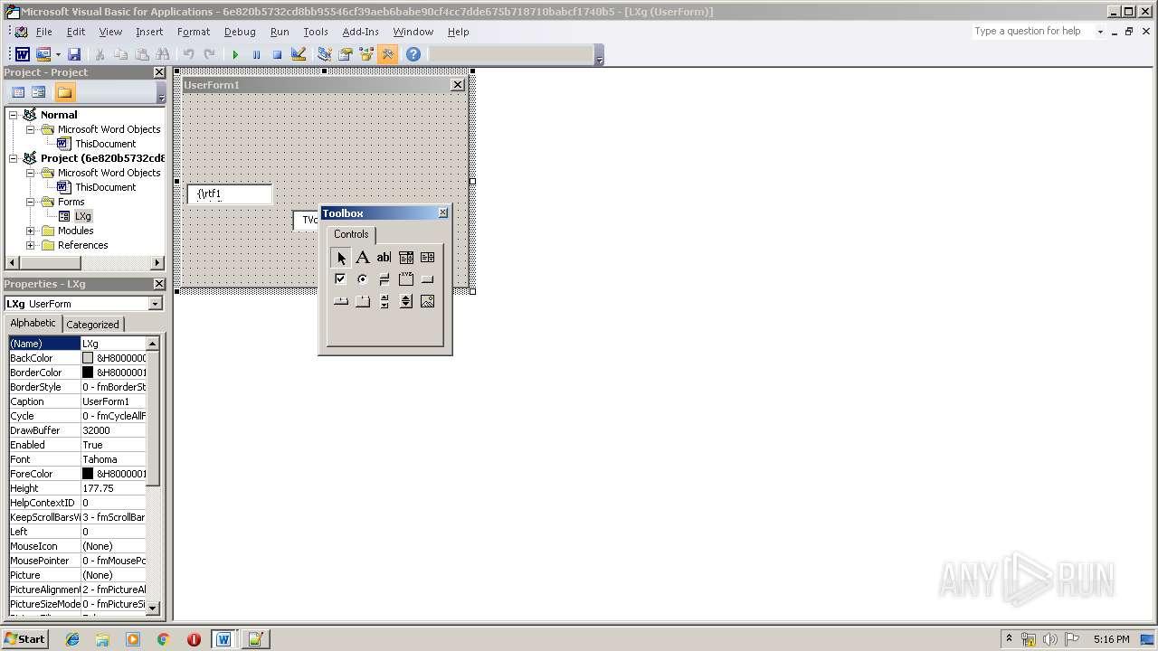 Screenshot of 6e820b5732cd8bb95546cf39aeb6babe90cf4cc7dde675b718710babcf1740b5 taken from 106871 ms from task started