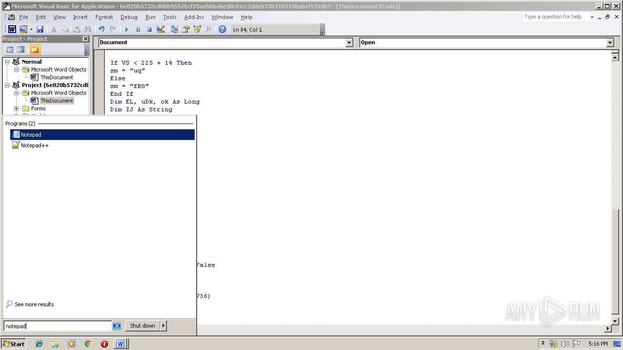 Screenshot of 6e820b5732cd8bb95546cf39aeb6babe90cf4cc7dde675b718710babcf1740b5 taken from 81722 ms from task started