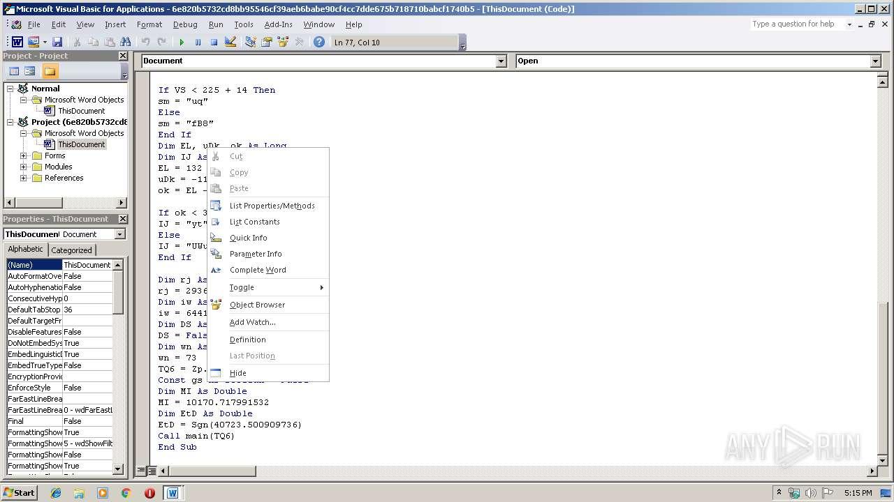 Screenshot of 6e820b5732cd8bb95546cf39aeb6babe90cf4cc7dde675b718710babcf1740b5 taken from 65558 ms from task started
