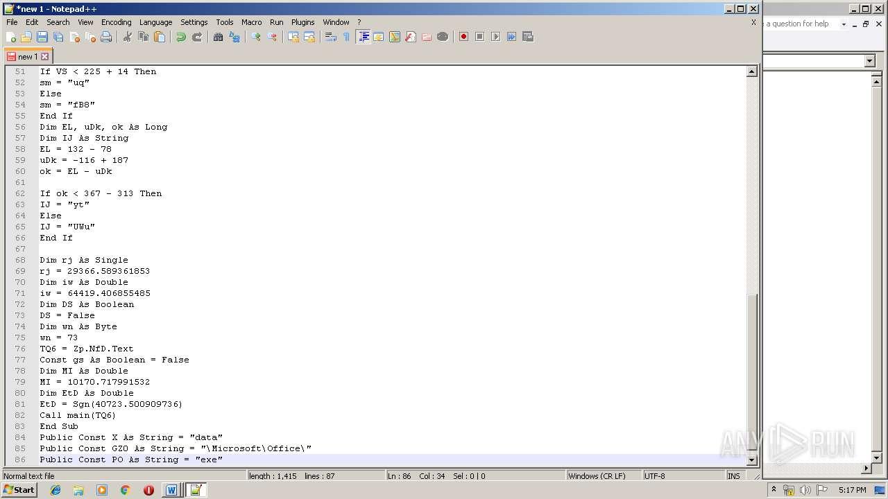 Screenshot of 6e820b5732cd8bb95546cf39aeb6babe90cf4cc7dde675b718710babcf1740b5 taken from 136122 ms from task started