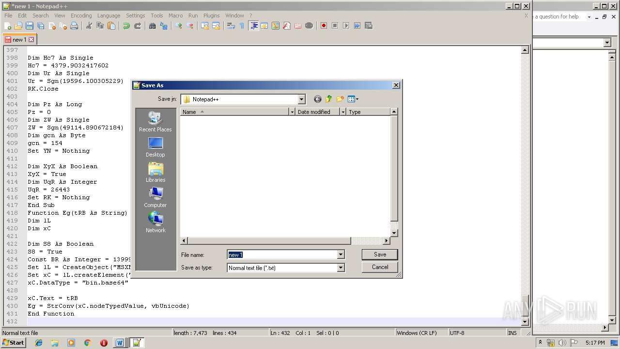 Screenshot of 6e820b5732cd8bb95546cf39aeb6babe90cf4cc7dde675b718710babcf1740b5 taken from 173411 ms from task started