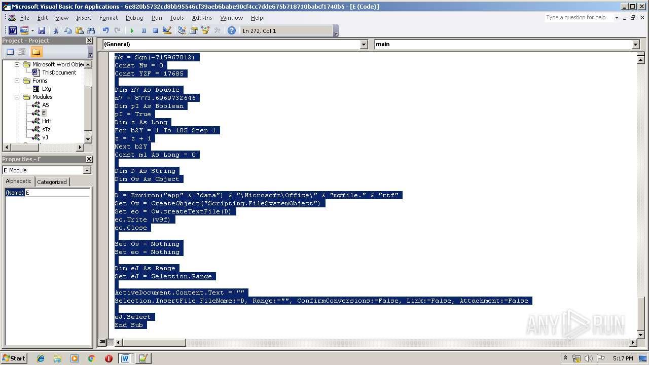 Screenshot of 6e820b5732cd8bb95546cf39aeb6babe90cf4cc7dde675b718710babcf1740b5 taken from 132113 ms from task started