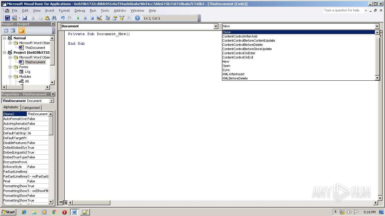 Screenshot of 6e820b5732cd8bb95546cf39aeb6babe90cf4cc7dde675b718710babcf1740b5 taken from 200613 ms from task started