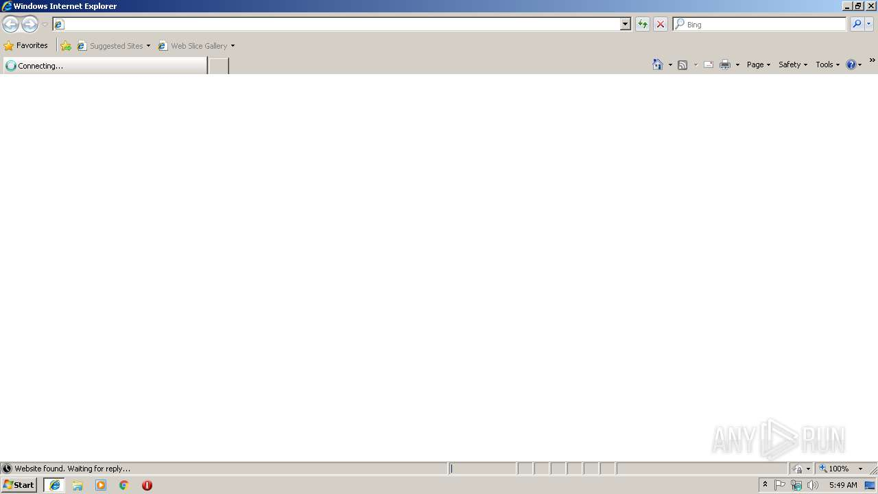 Screenshot of unknown taken from 17157 ms from task started