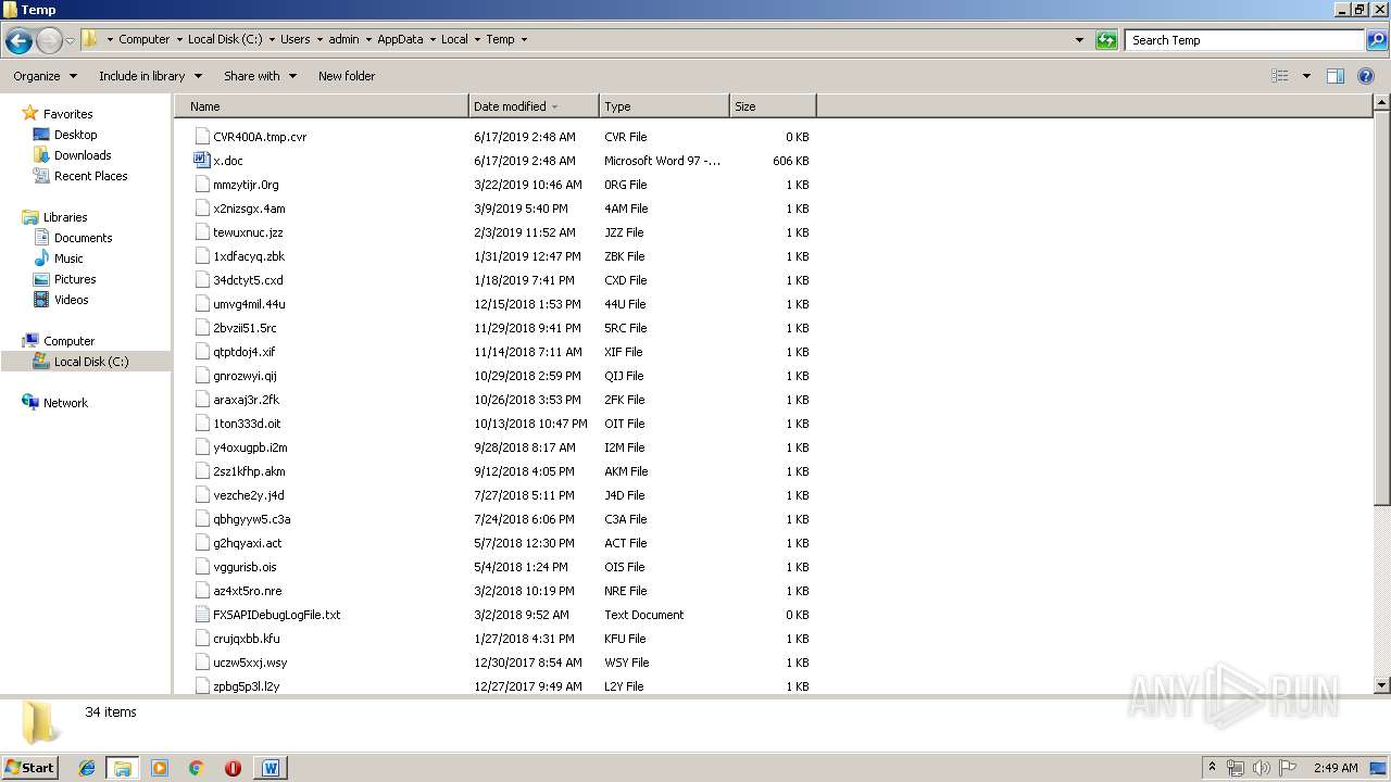 Screenshot of 0eaa4c797ede1afd32f2cfce63999cb3b375773f4805cd42e006f5d805985091 taken from 41667 ms from task started
