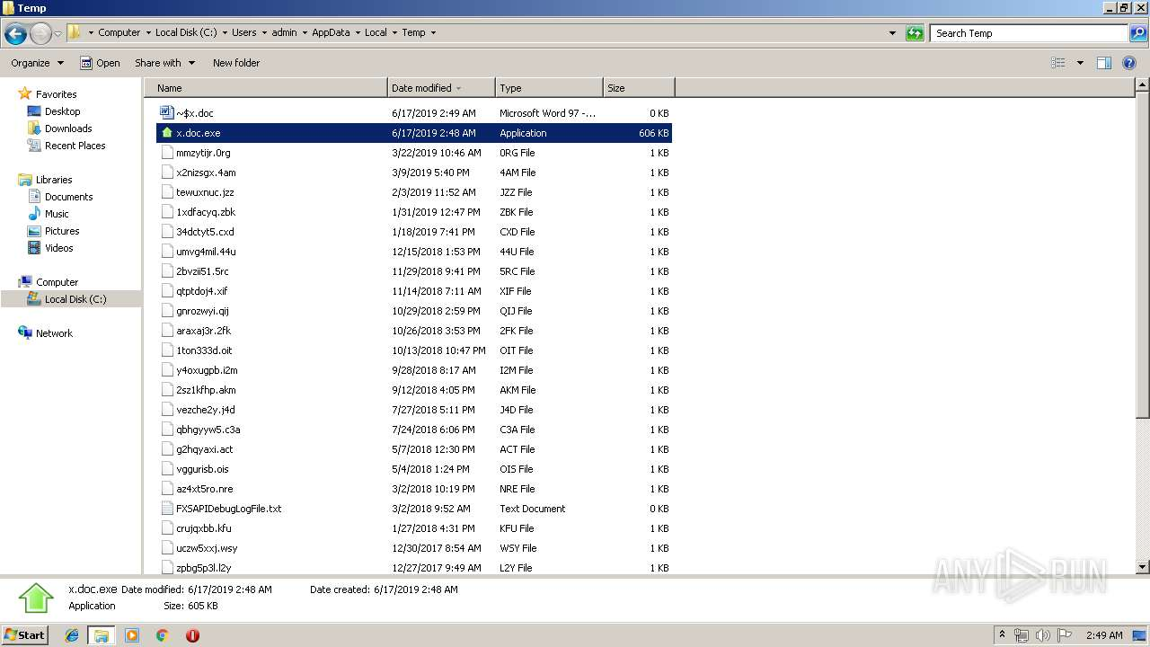 Screenshot of 0eaa4c797ede1afd32f2cfce63999cb3b375773f4805cd42e006f5d805985091 taken from 61845 ms from task started