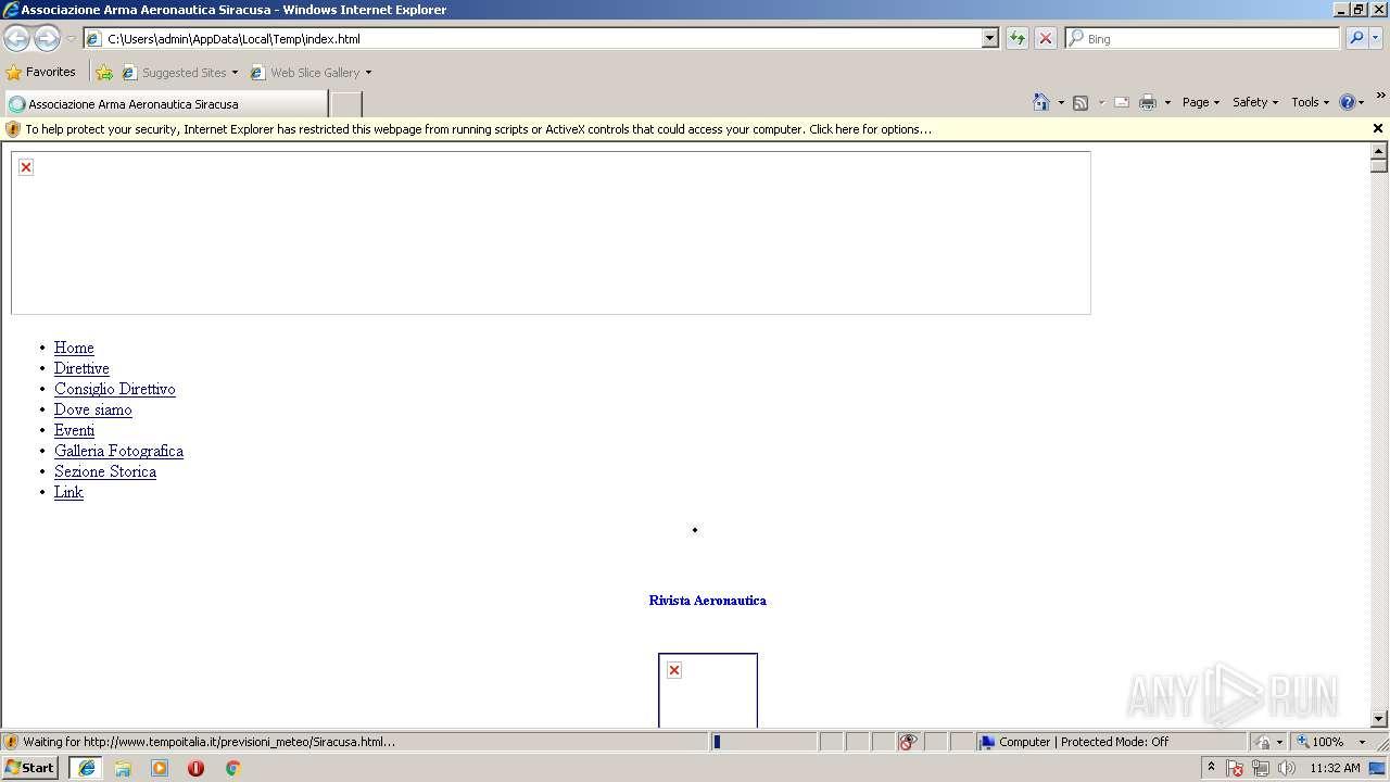 6c30bac38185bdd4c74c8f36b8c4527a728a4bc5eb66f23666bc3d4d1e3d399e | any.run  - free malware sandbox online  any.run