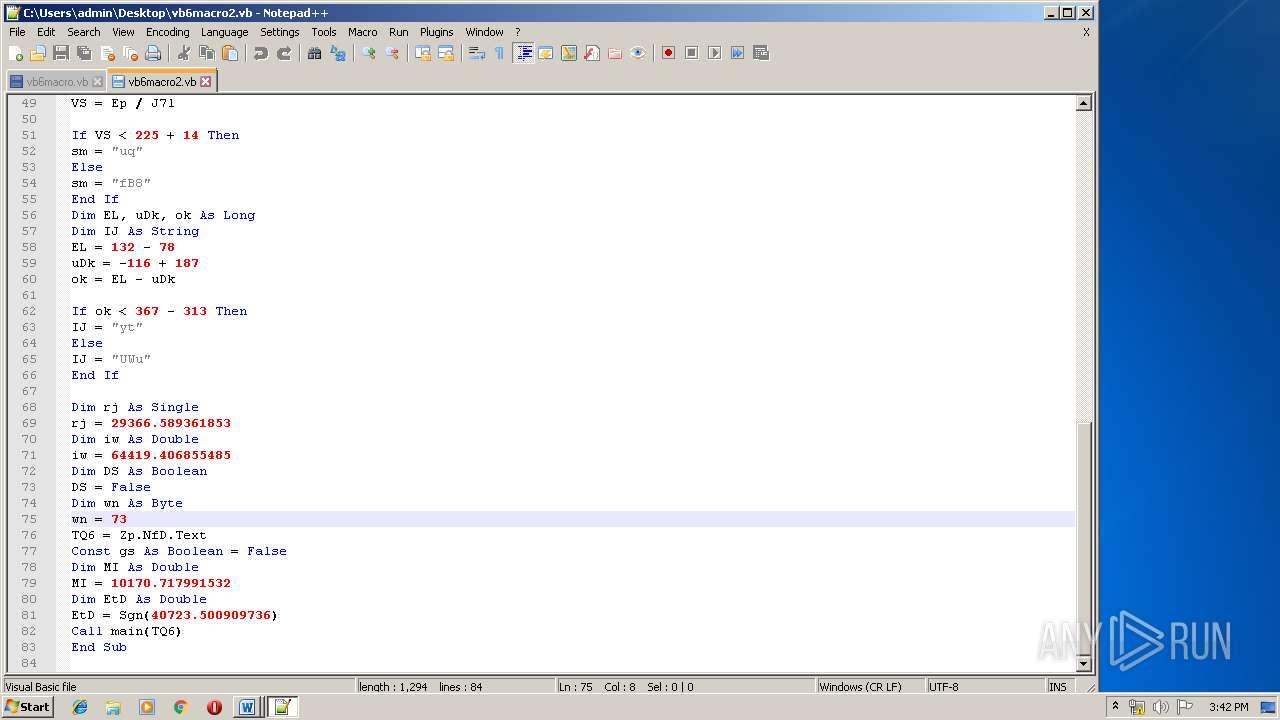 Screenshot of 6e820b5732cd8bb95546cf39aeb6babe90cf4cc7dde675b718710babcf1740b5 taken from 299348 ms from task started