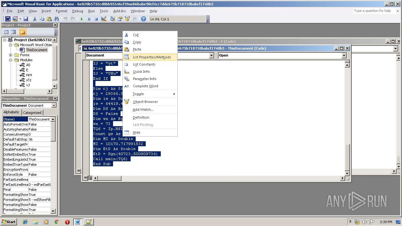 Screenshot of 6e820b5732cd8bb95546cf39aeb6babe90cf4cc7dde675b718710babcf1740b5 taken from 117475 ms from task started