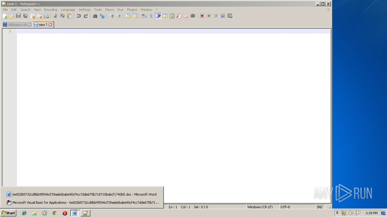 Screenshot of 6e820b5732cd8bb95546cf39aeb6babe90cf4cc7dde675b718710babcf1740b5 taken from 99415 ms from task started
