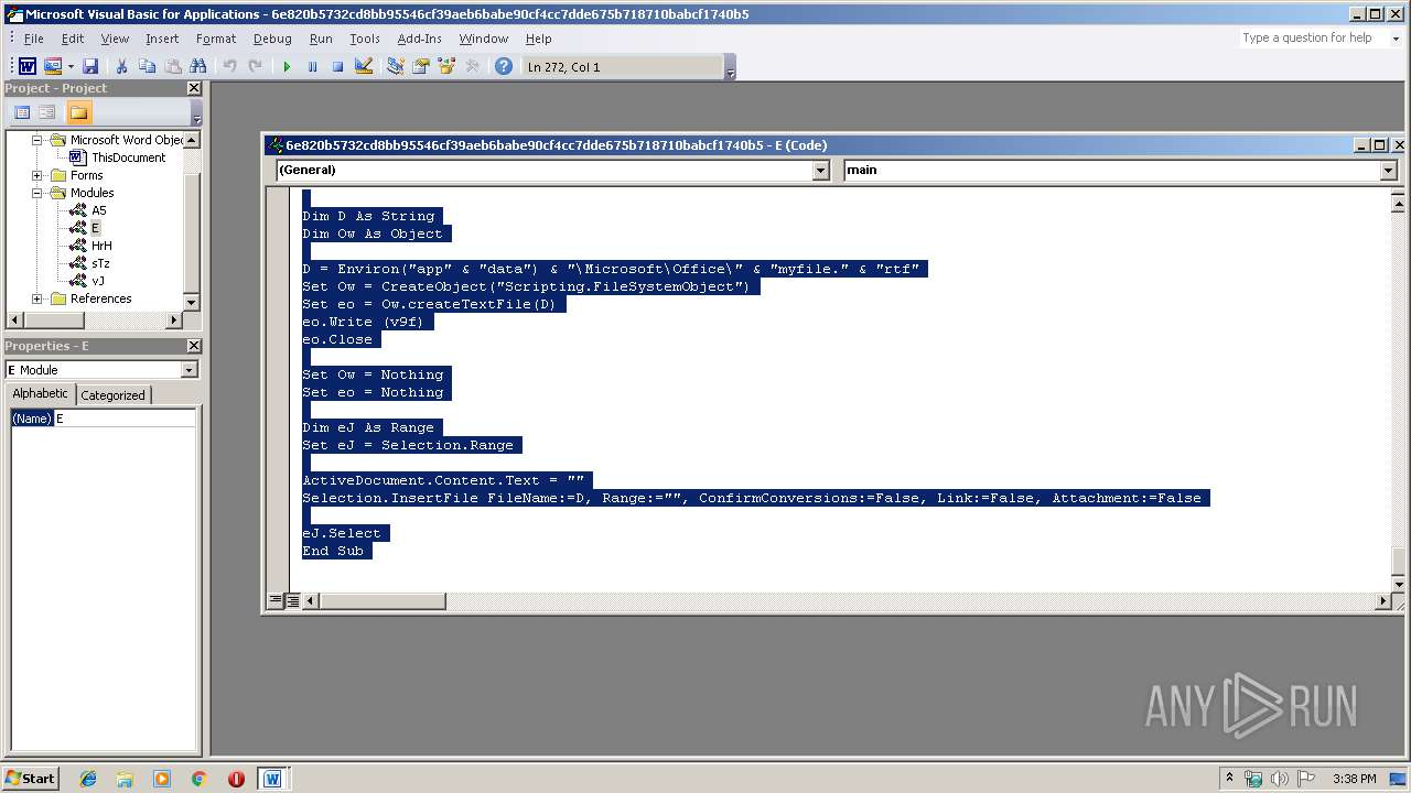 Screenshot of 6e820b5732cd8bb95546cf39aeb6babe90cf4cc7dde675b718710babcf1740b5 taken from 40826 ms from task started