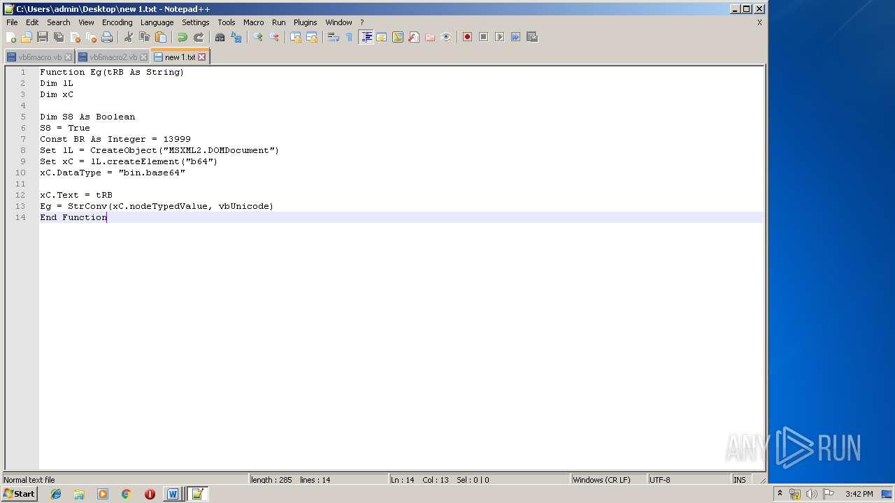 Screenshot of 6e820b5732cd8bb95546cf39aeb6babe90cf4cc7dde675b718710babcf1740b5 taken from 310458 ms from task started