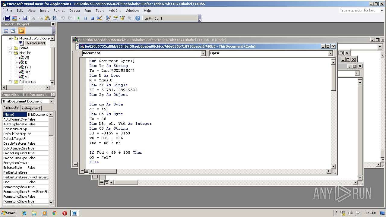 Screenshot of 6e820b5732cd8bb95546cf39aeb6babe90cf4cc7dde675b718710babcf1740b5 taken from 177831 ms from task started