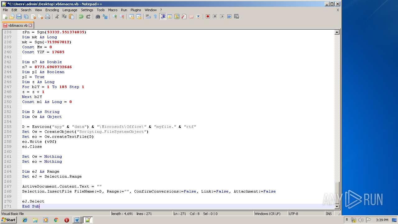 Screenshot of 6e820b5732cd8bb95546cf39aeb6babe90cf4cc7dde675b718710babcf1740b5 taken from 90334 ms from task started