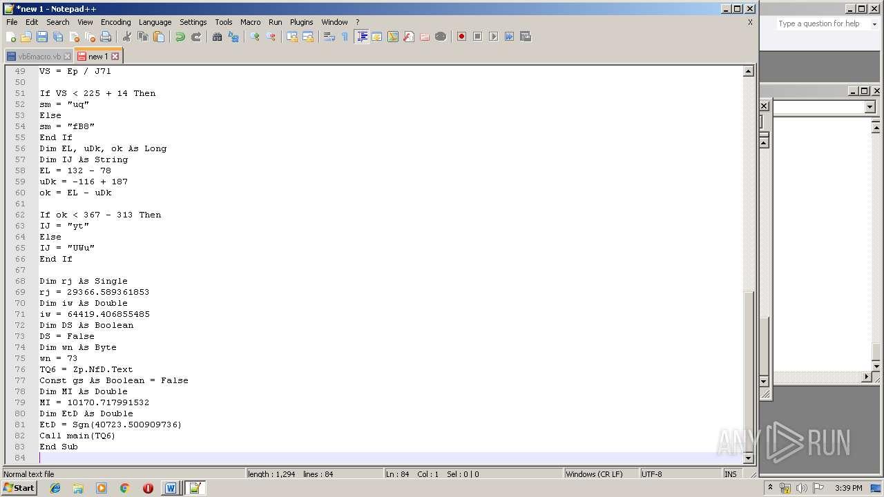 Screenshot of 6e820b5732cd8bb95546cf39aeb6babe90cf4cc7dde675b718710babcf1740b5 taken from 122478 ms from task started
