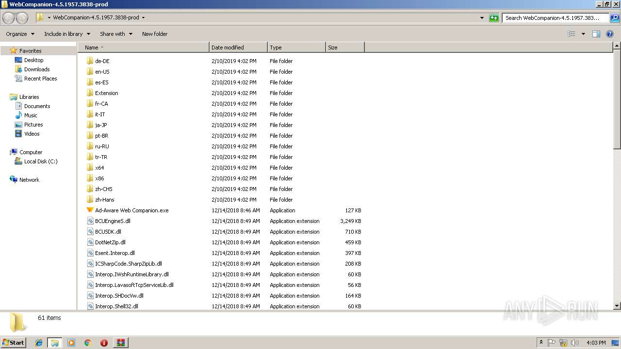 Screenshot of ecd3d5601df8d7e443f8169e076b6284fb261e30288246ecb2e3549f64929a89 taken from 131763 ms from task started