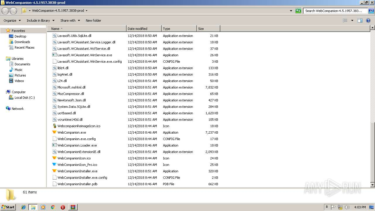 Screenshot of ecd3d5601df8d7e443f8169e076b6284fb261e30288246ecb2e3549f64929a89 taken from 127759 ms from task started