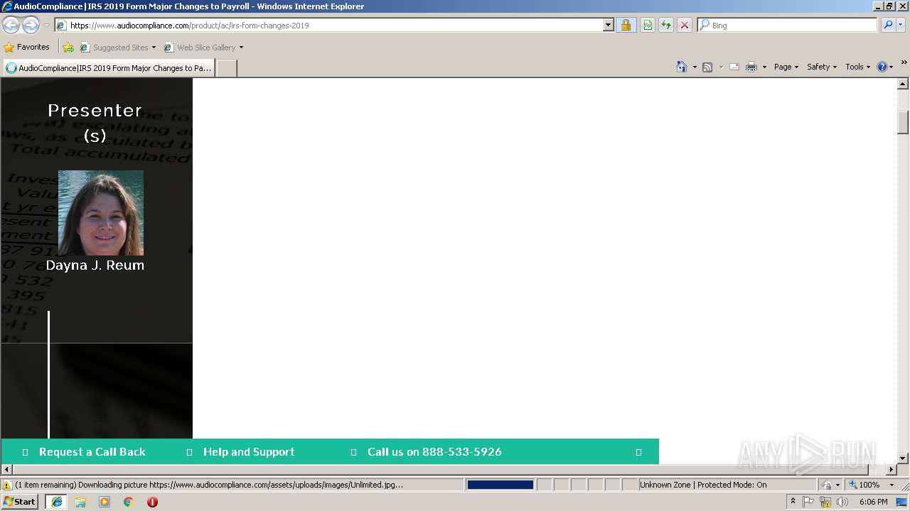 Screenshot of unknown taken from 125459 ms from task started