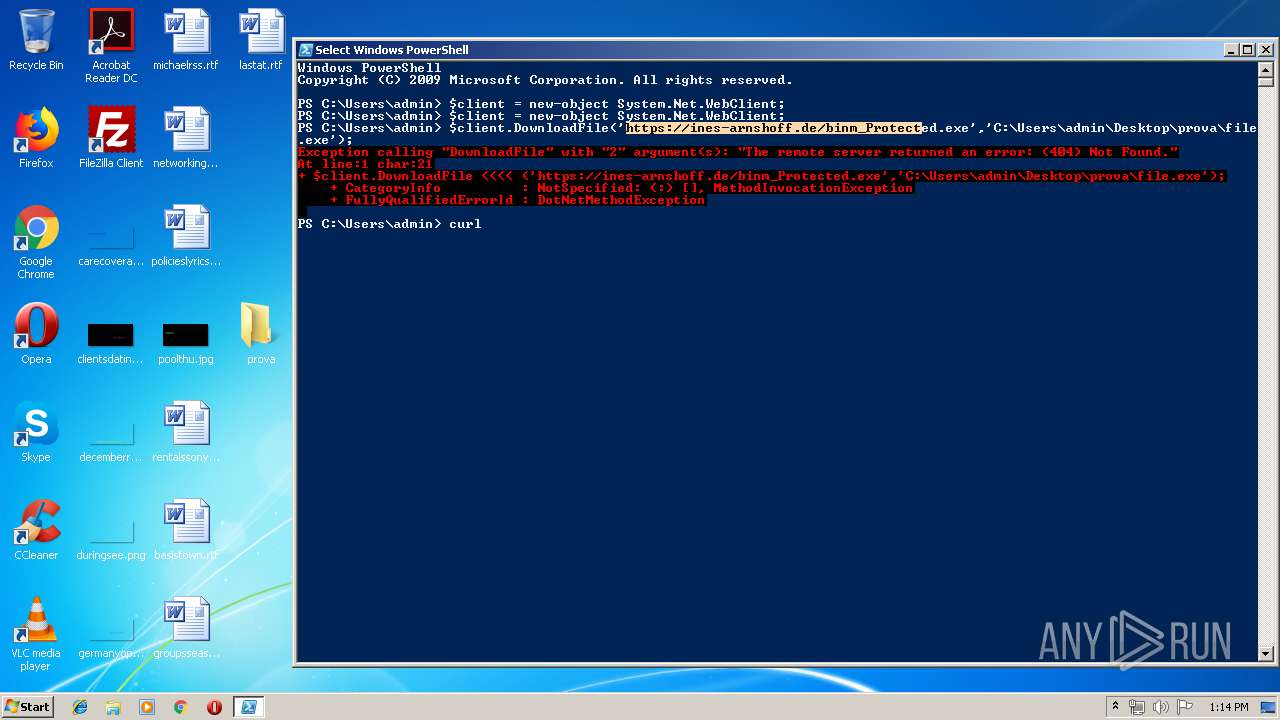 Screenshot of f97fb6f0925dfc2aadd39a44f12007d2f892b4661587250c7640759a60849c57 taken from 189270 ms from task started