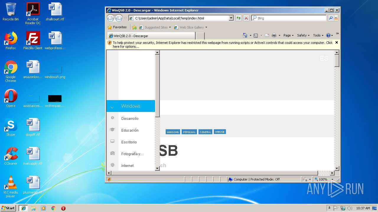 Screenshot of dba1290560de31b271e37f3a5d7397f997e048bba21657825cd9da1787772bb3 taken from 66465 ms from task started