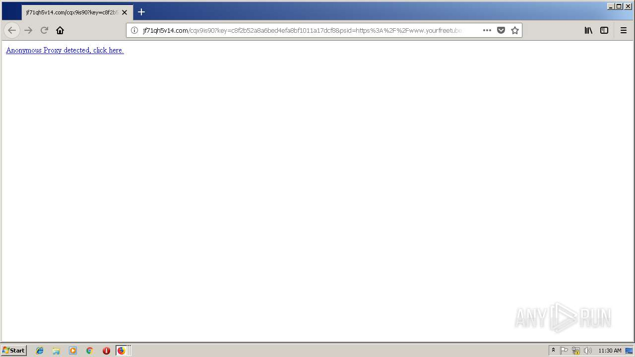 Screenshot of unknown taken from 147008 ms from task started