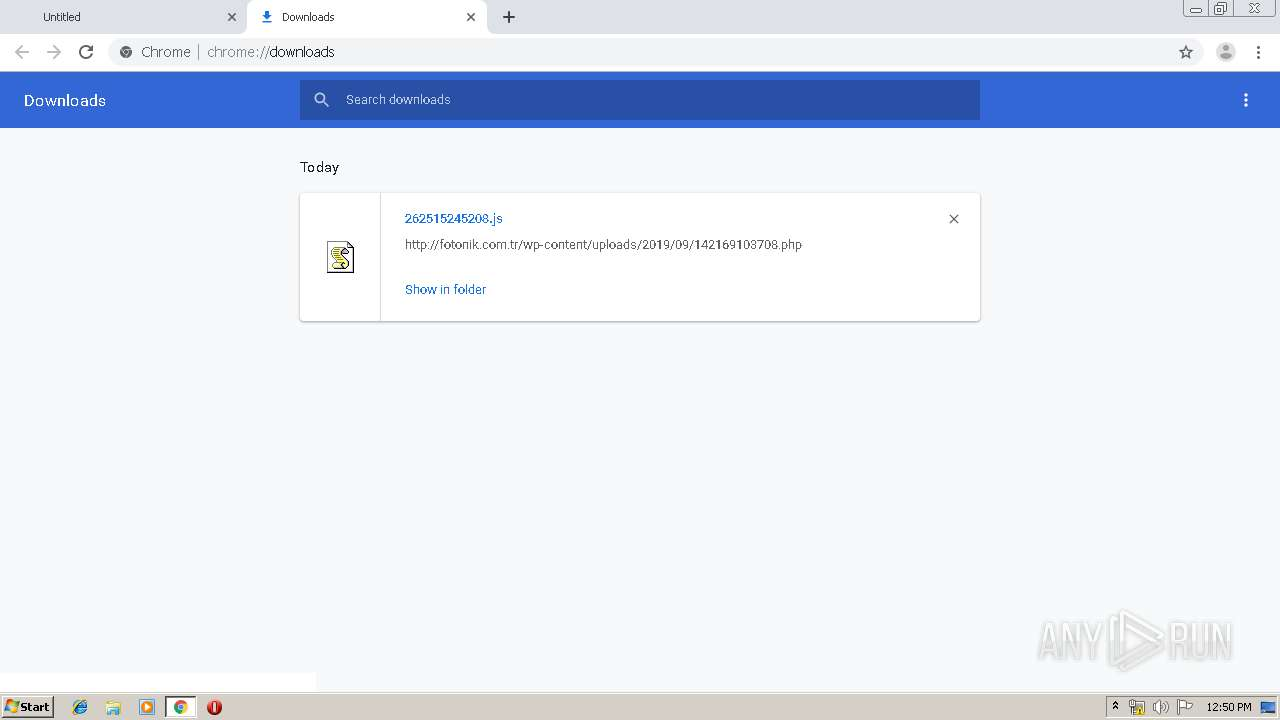 Screenshot of unknown taken from 160964 ms from task started