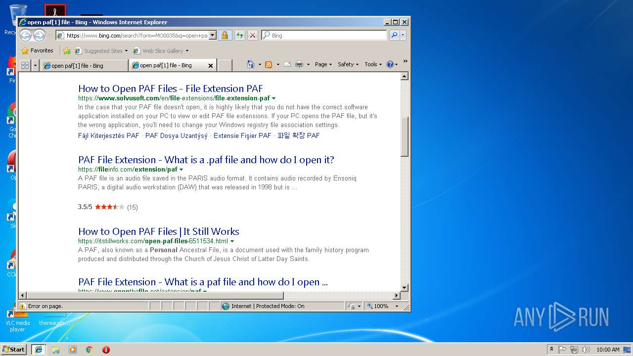 Screenshot of unknown taken from 104936 ms from task started