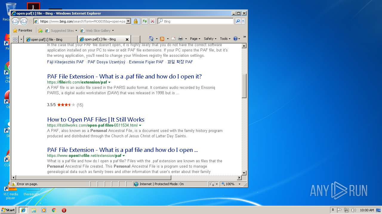 Screenshot of unknown taken from 105963 ms from task started