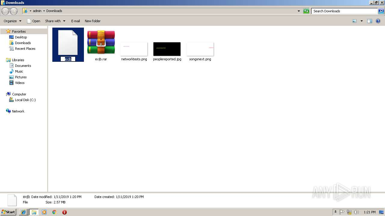 Screenshot of unknown taken from 124068 ms from task started
