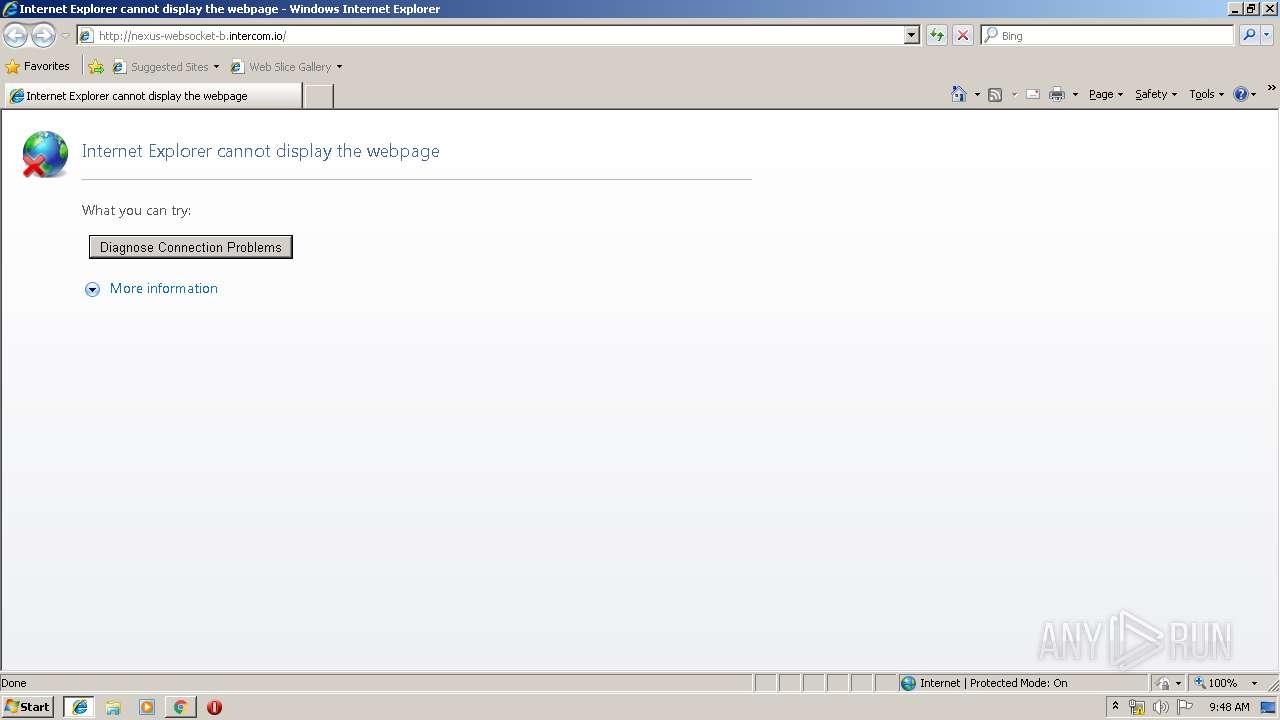 http://nexus-websocket-b intercom io | ANY RUN - Free