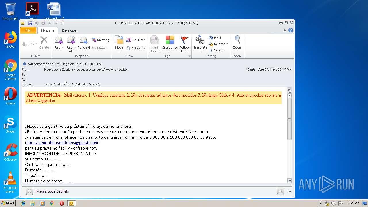 Screenshot of 2826d537dd1b6cd0eebbfbcd9bbf5cd038c09a9eeb6a967a5ca1c4bbc9d4e9c5 taken from 84712 ms from task started