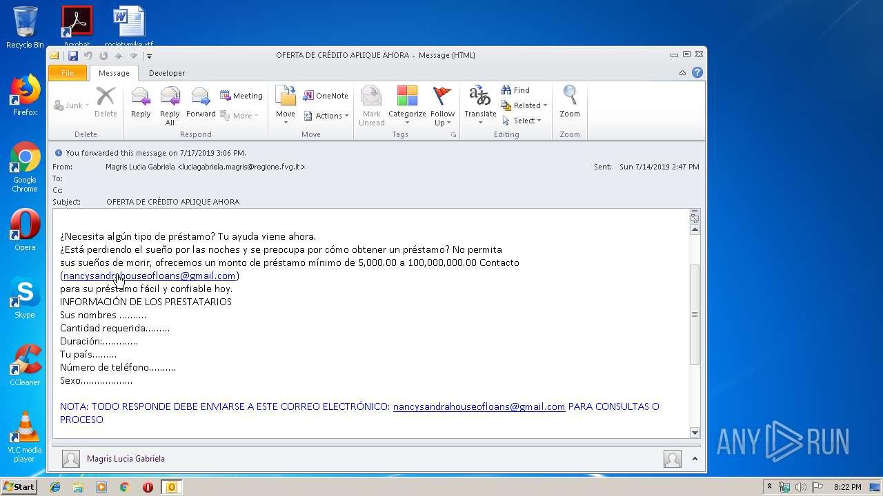 Screenshot of 2826d537dd1b6cd0eebbfbcd9bbf5cd038c09a9eeb6a967a5ca1c4bbc9d4e9c5 taken from 56668 ms from task started